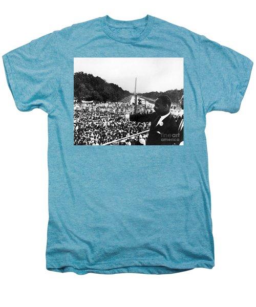 Martin Luther King, Jr Men's Premium T-Shirt by Granger
