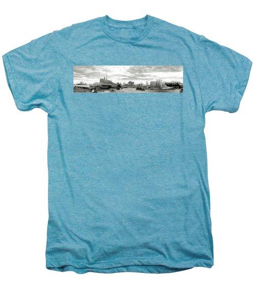 1926 Miami Hurricane  Men's Premium T-Shirt by Jon Neidert