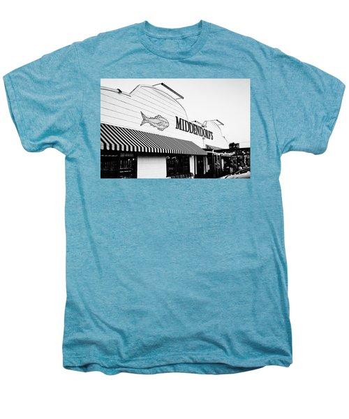 Middendorf's Men's Premium T-Shirt by Scott Pellegrin