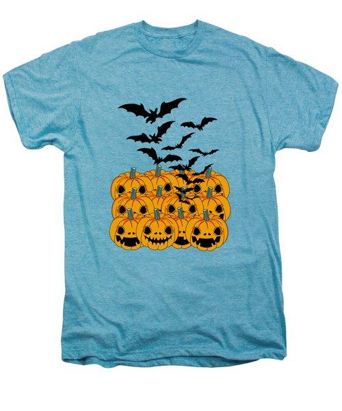 Pumpkin Men's Premium T-Shirt by Mark Ashkenazi