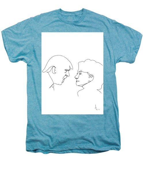 2016 Election Men's Premium T-Shirt by Harold Belarmino