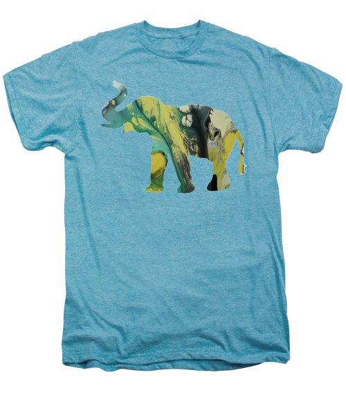 Elephant Men's Premium T-Shirt by Mordax Furittus
