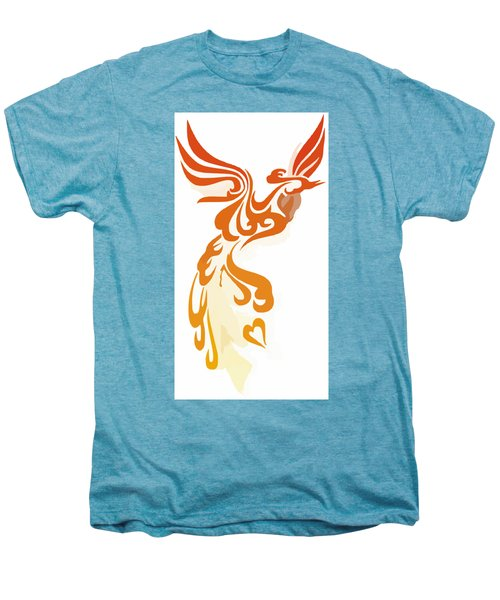 Phoenix Men's Premium T-Shirt by Frederick Holiday