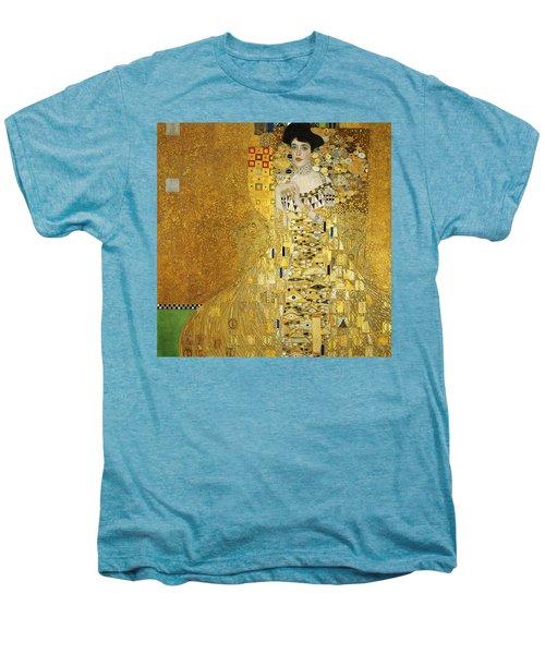 Portrait Of Adele Bloch-bauer I Men's Premium T-Shirt by Gustav Klimt