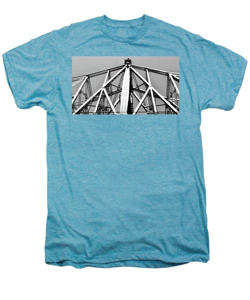 59th Street Bridge No. 88-1 Men's Premium T-Shirt by Sandy Taylor