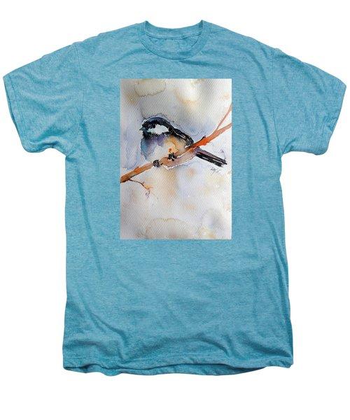 Bird Men's Premium T-Shirt by Kovacs Anna Brigitta
