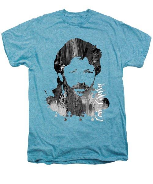 Eric Clapton Collection Men's Premium T-Shirt by Marvin Blaine