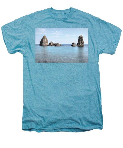 Aci Trezza - Sicily Men's Premium T-Shirt by Joana Kruse