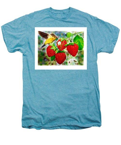 A Midsummer Daydream Men's Premium T-Shirt by Asha Aravind
