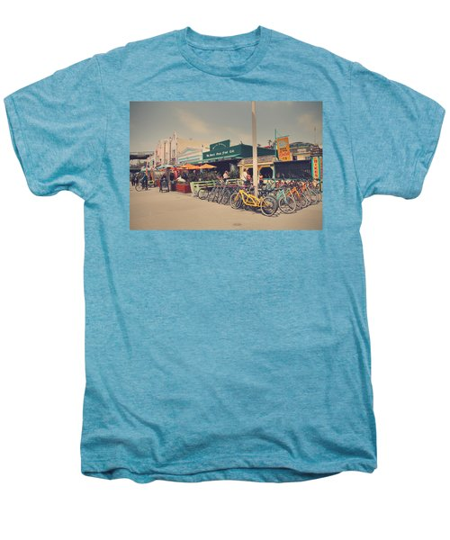 A Perfect Day For A Ride Men's Premium T-Shirt by Laurie Search