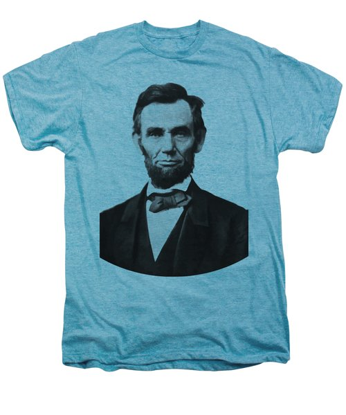 Abraham Lincoln Men's Premium T-Shirt by War Is Hell Store