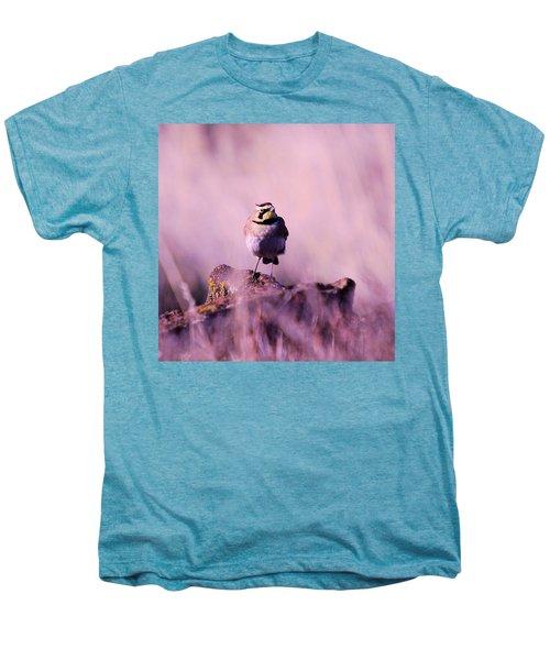 An Searching Gaze  Men's Premium T-Shirt by Jeff Swan