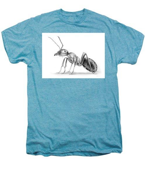 Ant Men's Premium T-Shirt by Greg Joens