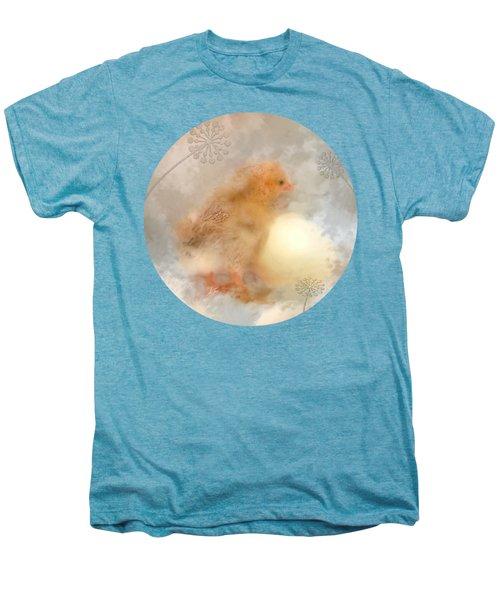 Anticipation  Men's Premium T-Shirt by Anita Faye