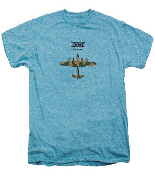 The Lancaster Men's Premium T-Shirt by Mark Rogan
