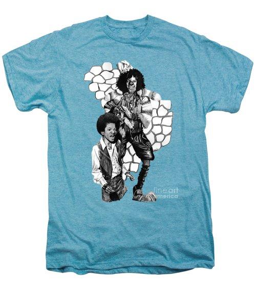 Michael Men's Premium T-Shirt by Terri Meredith