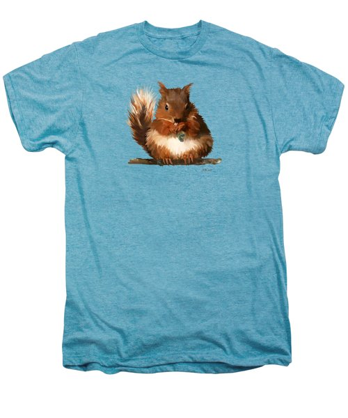 Young Squirrel Men's Premium T-Shirt by Bamalam  Photography
