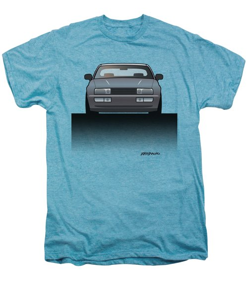 Modern Euro Icons Series Vw Corrado Vr6 Men's Premium T-Shirt by Monkey Crisis On Mars