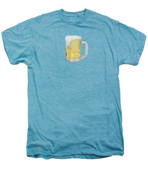 Beer Men's Premium T-Shirt by Priscilla Wolfe