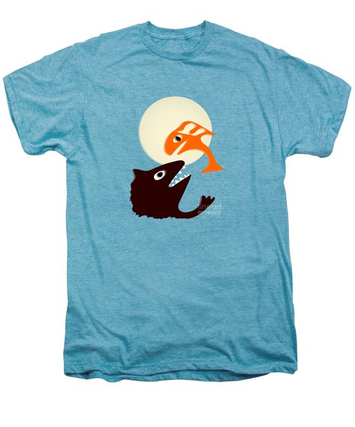 Magic Fish Men's Premium T-Shirt by Anastasiya Malakhova