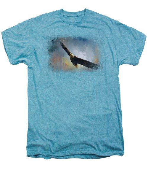 Ascending Men's Premium T-Shirt by Jai Johnson
