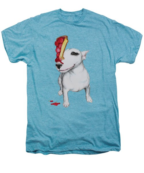 Balanced Diet  Men's Premium T-Shirt by Jindra Noewi