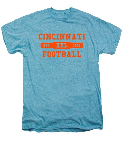 Bengals Retro Shirt Men's Premium T-Shirt by Joe Hamilton