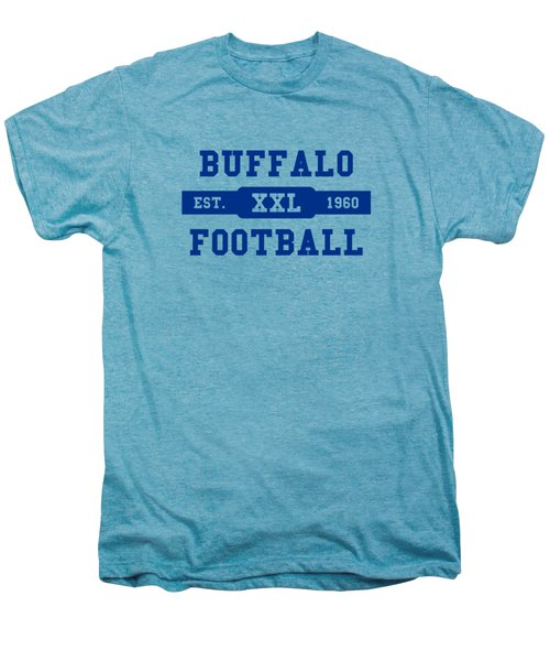 Bills Retro Shirt Men's Premium T-Shirt by Joe Hamilton
