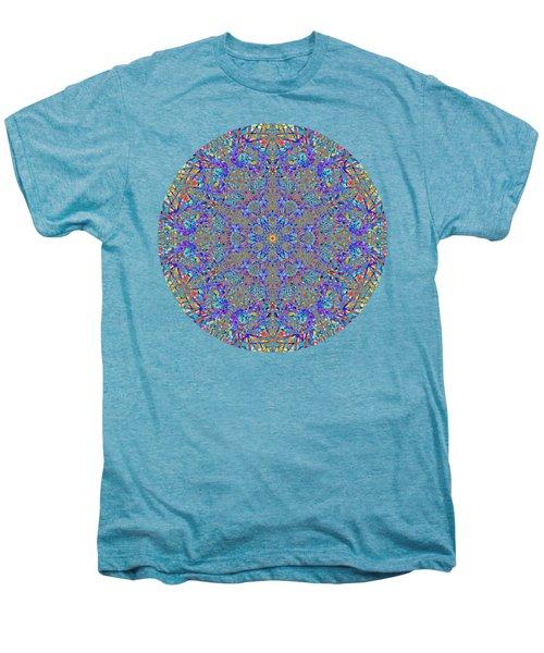 Blue Bird Happy Dance Men's Premium T-Shirt by John Groves