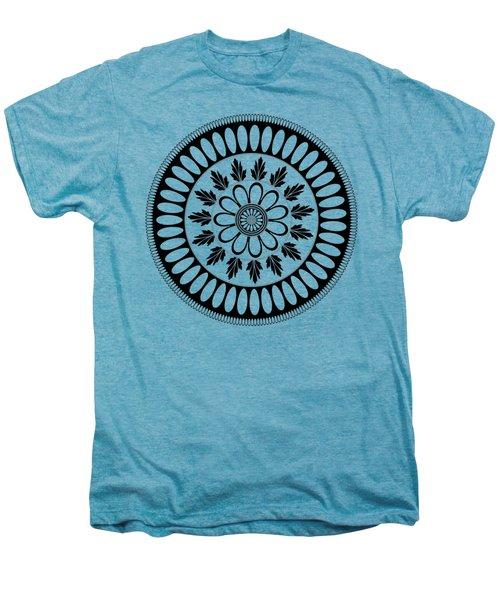 Botanical Ornament Men's Premium T-Shirt by Frank Tschakert