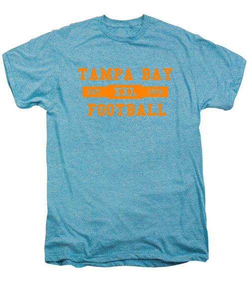 Buccaneers Retro Shirt Men's Premium T-Shirt by Joe Hamilton
