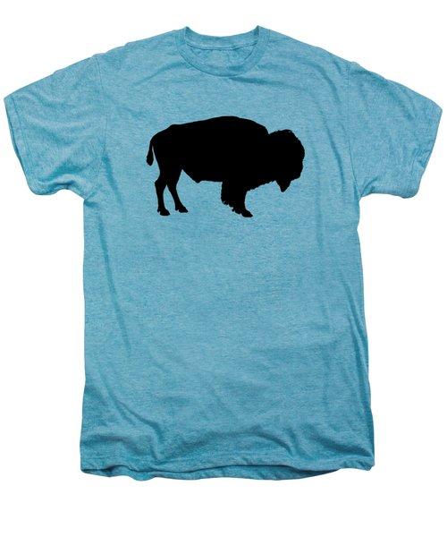 Buffalo Men's Premium T-Shirt by Mordax Furittus