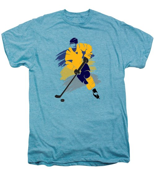 Buffalo Sabres Player Shirt Men's Premium T-Shirt by Joe Hamilton