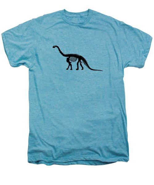 Camarasaurus Skeleton Men's Premium T-Shirt by Mordax Furittus