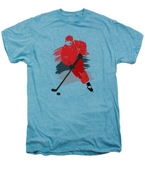 Carolina Hurricanes Player Shirt Men's Premium T-Shirt by Joe Hamilton