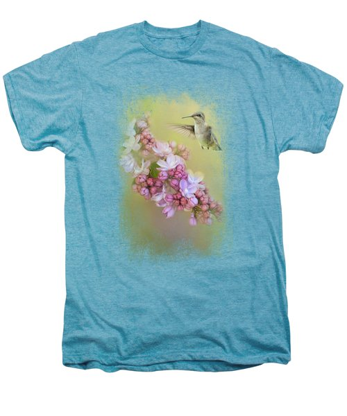 Chasing Lilacs Men's Premium T-Shirt by Jai Johnson