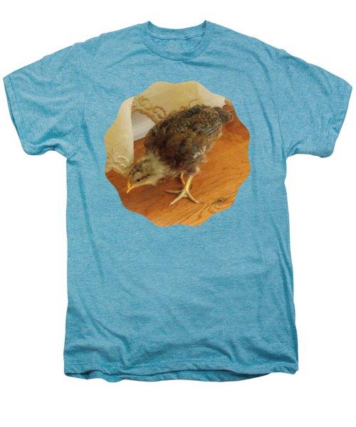 Chic Chickie Men's Premium T-Shirt by Anita Faye