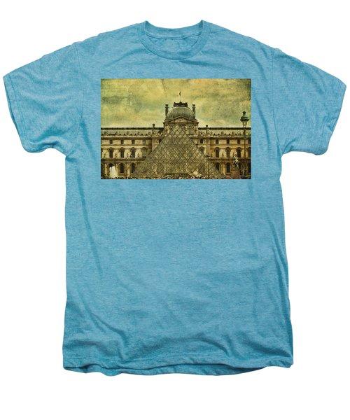 Classic Contradiction Men's Premium T-Shirt by Andrew Paranavitana