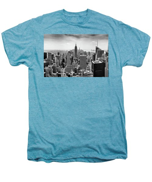Classic New York  Men's Premium T-Shirt by Az Jackson