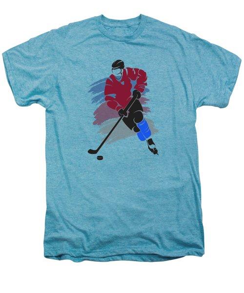 Colorado Avalanche Player Shirt Men's Premium T-Shirt by Joe Hamilton