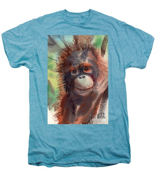 My Precious Men's Premium T-Shirt by Donald Maier