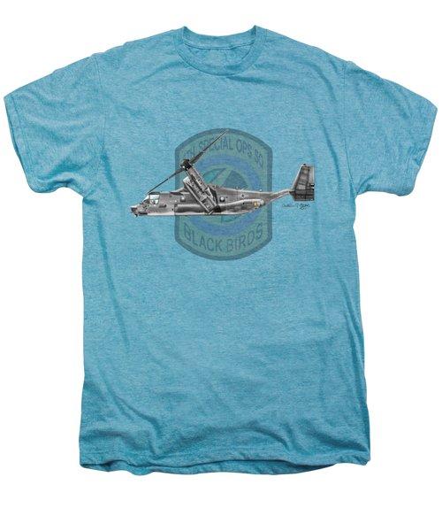 Cv-22b Osprey 8sos Men's Premium T-Shirt by Arthur Eggers