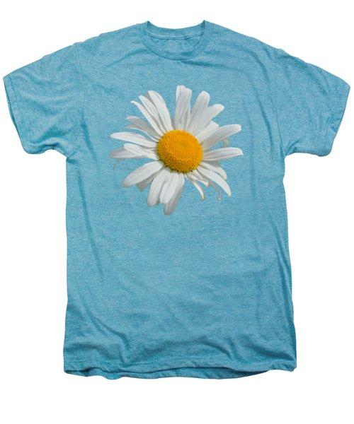 Daisy Men's Premium T-Shirt by Scott Carruthers