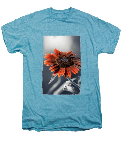 Dark Sunflower Men's Premium T-Shirt by Konstantin Sevostyanov