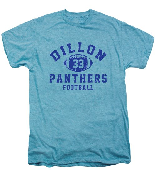 Dillon Panthers Football 2 Men's Premium T-Shirt by Pendi Kere
