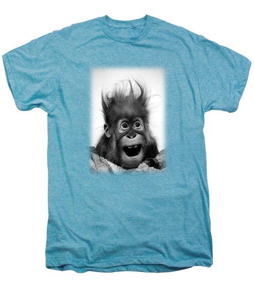 Don't Panic Men's Premium T-Shirt by Miro Gradinscak