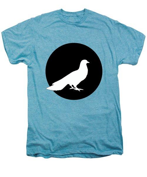 Dove Men's Premium T-Shirt by Mordax Furittus