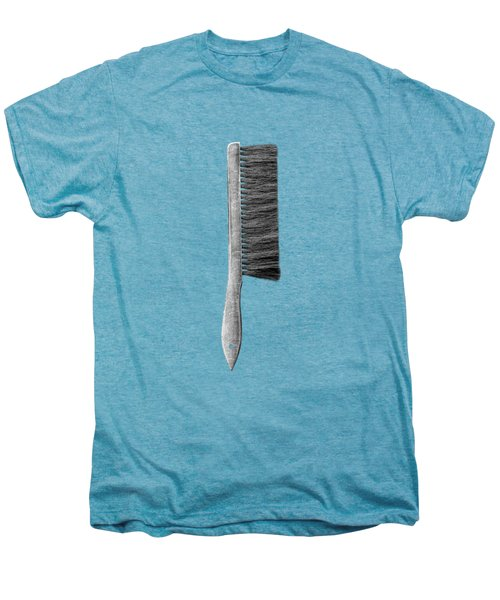 Drafting Brush Men's Premium T-Shirt by YoPedro