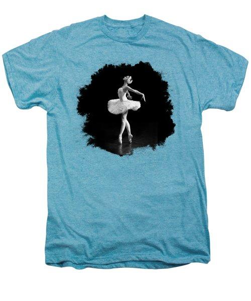 Dying Swan I T Shirt Customizable Men's Premium T-Shirt by Clare Bambers