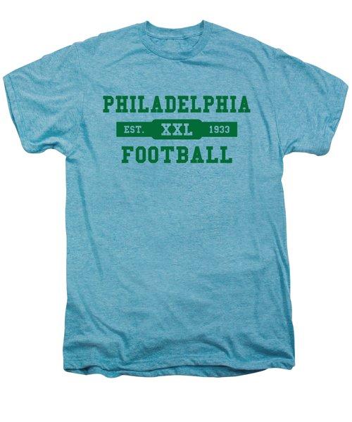 Eagles Retro Shirt Men's Premium T-Shirt by Joe Hamilton